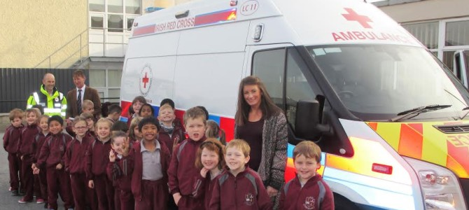 Red Cross calls on Limerick schools for help