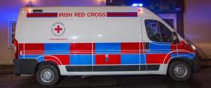 New Irish Red Cross Ambulance for West Limerick