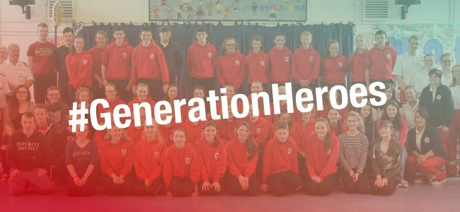 Generation Heroes 2018