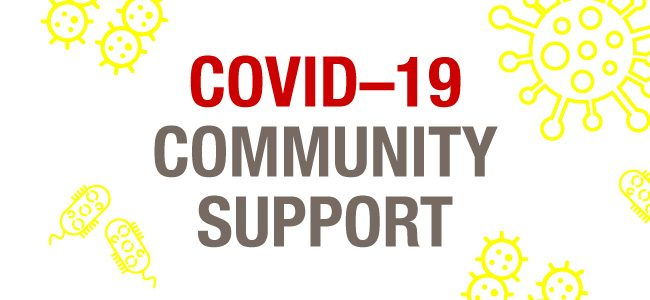COVID–19 Community Support