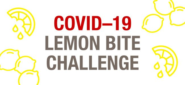 Lemon. Bite. Challenge.